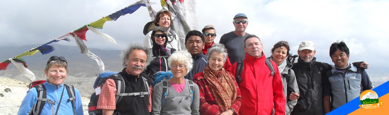 Kanchanjunga Trekking